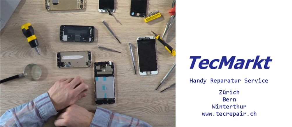 Handy Reparatur-TecMarkt von Schweiz