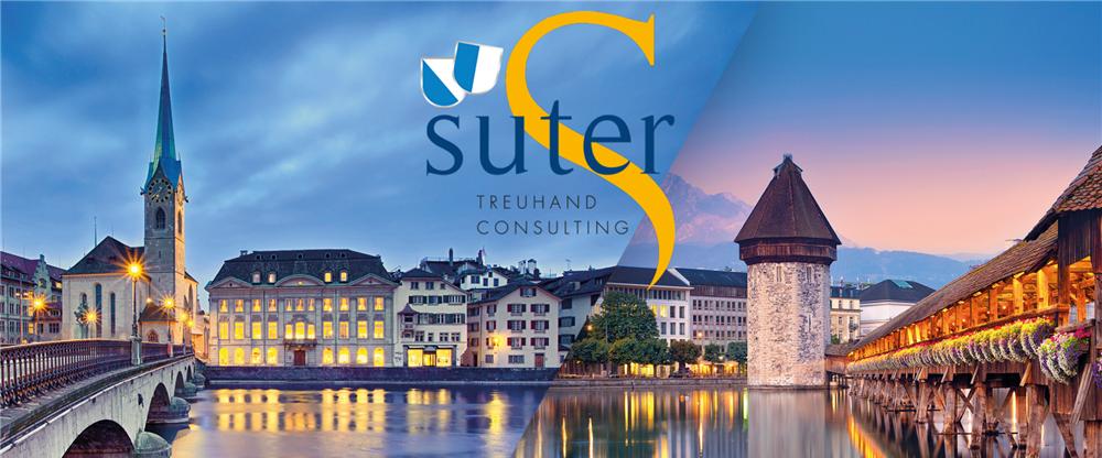 Suter Treuhand Luzern und Zürich