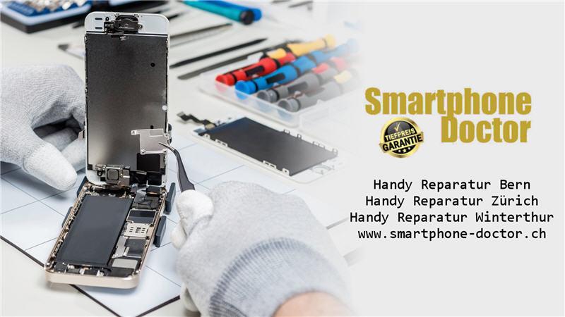 Smartphone Reparatur Zürich